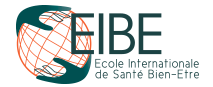 EIBE Ecole Internationale de Sant� Bien-�tre
